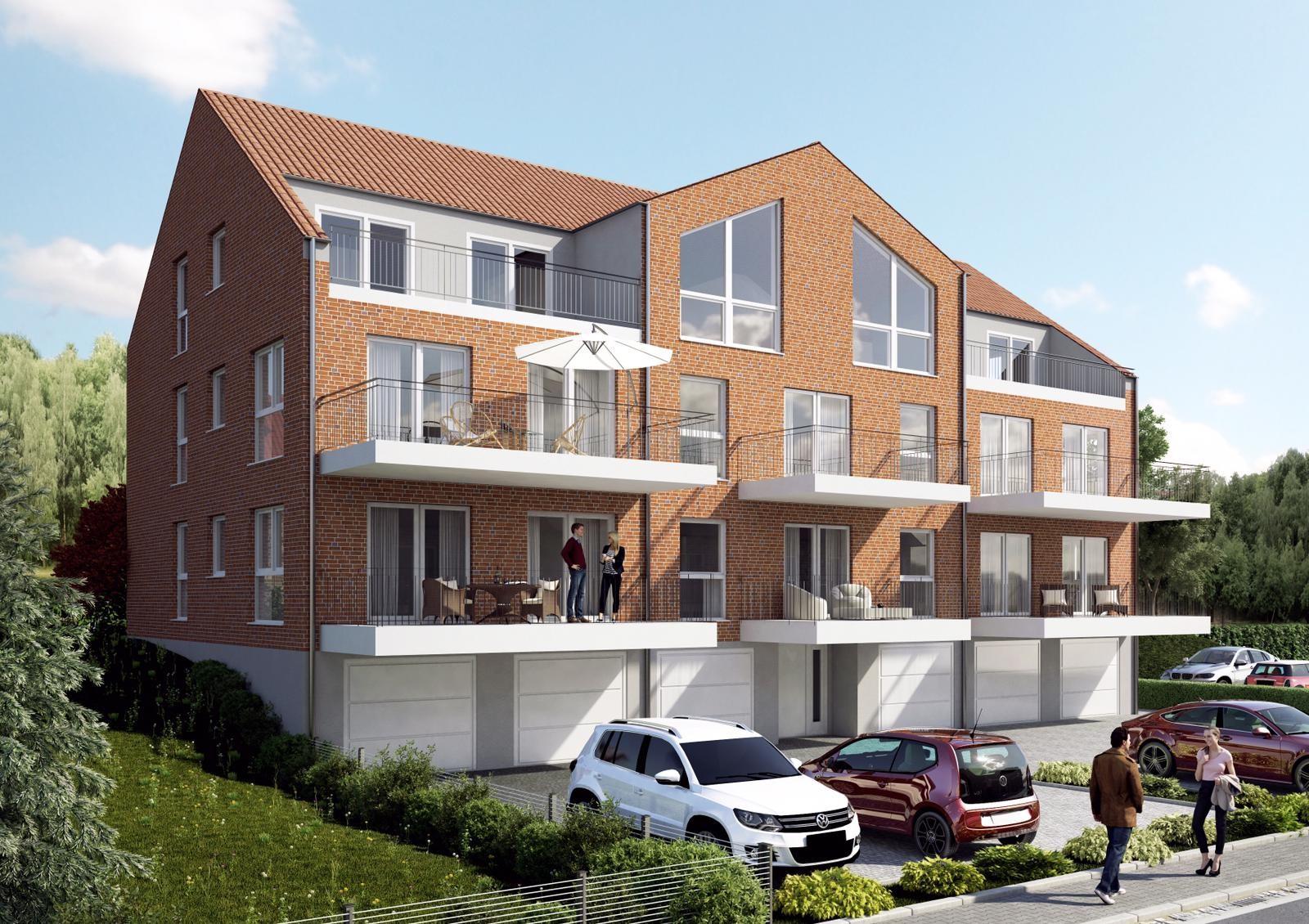 mehrfamilienhaus mit garagen in sch ner und ruhiger lage von syke baucom weyhe. Black Bedroom Furniture Sets. Home Design Ideas